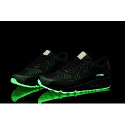 "Nike Air Max 90 Prem Tape ""Glow in the Dark"" black"